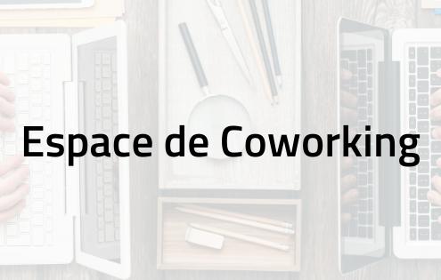 Espace de coworking Valence Drôme